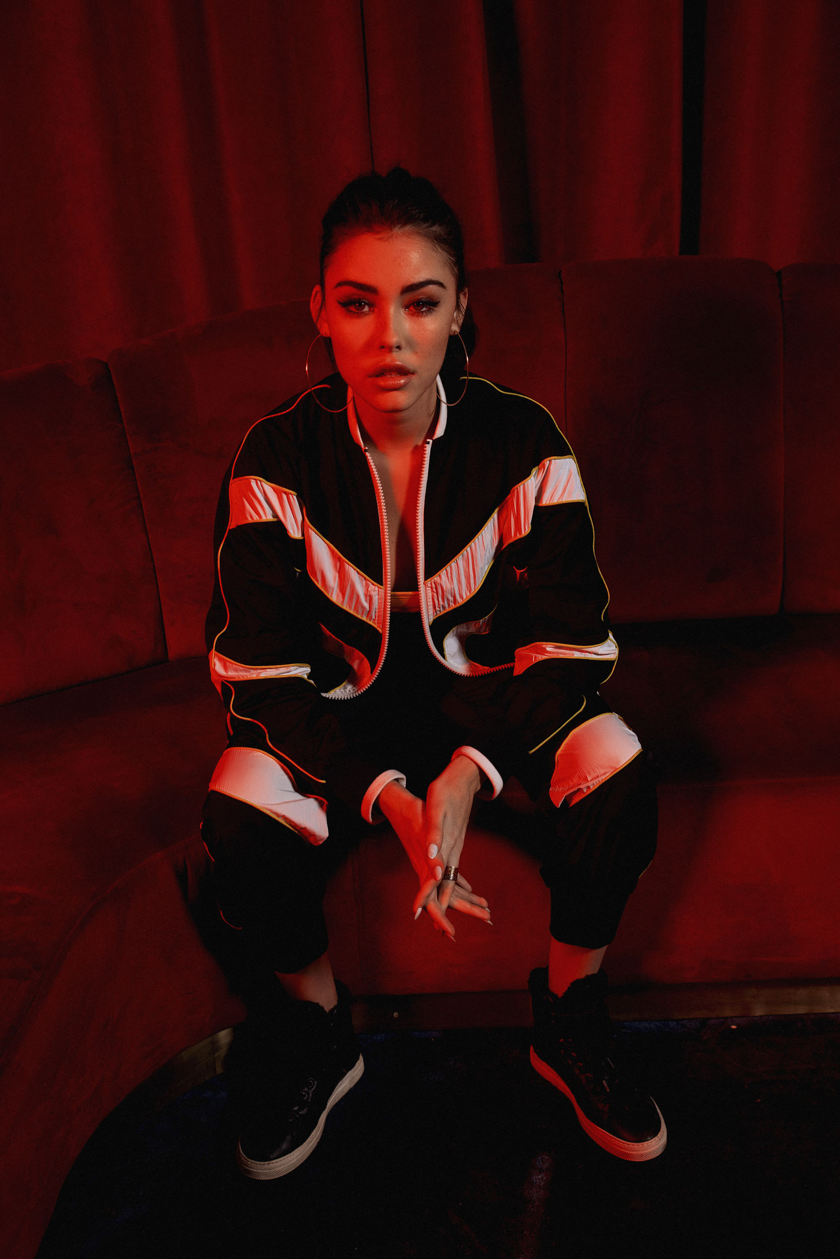 RunRunRun Madison Beer for Missguided